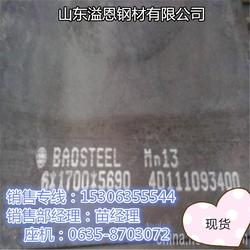 鸡西高锰耐磨板规格_溢恩耐磨板厂家(图)图片