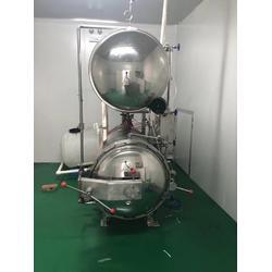 双开门羊肚菌杀菌锅-杀菌锅-诸城丰昌机械图片