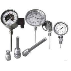远传双金属温度计厂家、黑龙江远传双金属温度计、安徽汉益图片