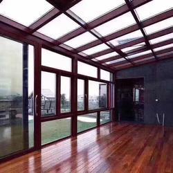 武鸣阳光房-中亚铝材-阳光房系统图片
