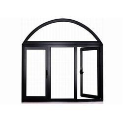 南宁断桥铝门窗-中亚铝材门窗定做-断桥铝门窗加工图片