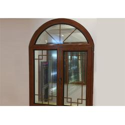 中亚铝材门窗定做 铝包木隔音-南宁铝包木图片