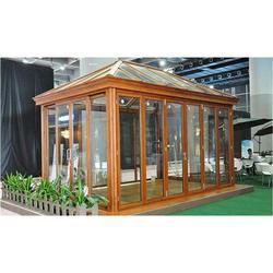 花园阳光房安装-广西南宁中亚铝材-马山阳光房安装图片