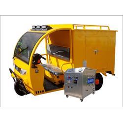 燃气式蒸汽洗车机-陕西子洲蒸汽洗车机-清洗发动机效果好图片