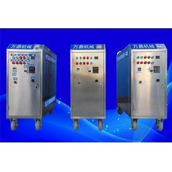 内蒙古额尔古纳蒸汽洗车机-清洗发动机效果好-触屏版蒸汽洗车机图片