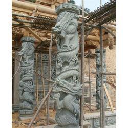 文化石柱-石柱-鼎扬雕刻工艺厂(查看)图片