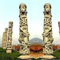 文化石柱-石柱-鼎扬雕刻加工厂图片