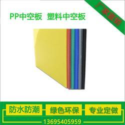 天津中空板瓦楞板万通板-力乐新材料-中空板瓦楞板万通板图片