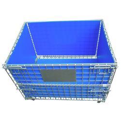 仓储笼衬板垫板隔板-PP中空板万通板-塑料仓储笼衬板垫板隔板图片
