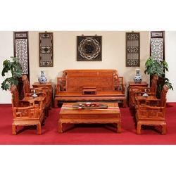 红木家具的升值空间_红木家具_富美轩图片