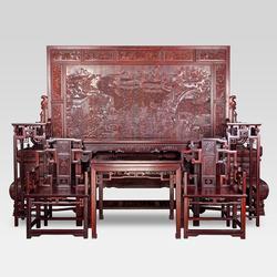新中式家具品牌,铁岭新中式家具,富美轩图片