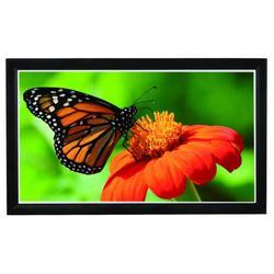 红叶电动幕布、和索东晨、红叶电动幕布150寸图片