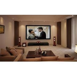 家庭影院设计、卓旺一家科技(在线咨询)、宜昌家庭影院图片