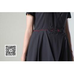 连衣裙、一花无尘、中国元素连衣裙图片