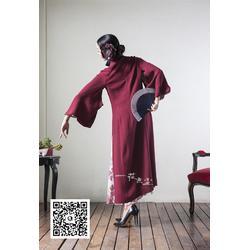 连衣裙,一花无尘,中国风连衣裙图片