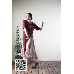 一花无尘(图),中国元素宴请连衣裙,连衣裙图片