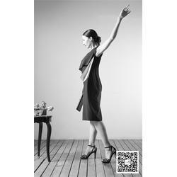 连衣裙_一花无尘_中国元素连衣裙图片