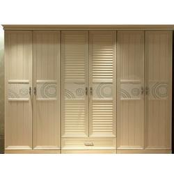 山东衣柜,实木衣柜定做,中天怡家门业公司图片
