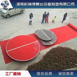 厂家供应造型舞台圆型舞台(图)图片