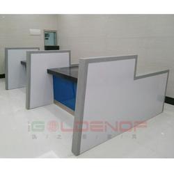 非现金柜台设计-国之景厂家-天津非现金柜台图片