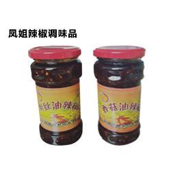 凤姐调味品(图)|秘制红油辣椒|油辣椒图片