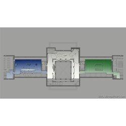 窗帘展厅设计-邹城展厅设计-点创专业设计(查看)图片