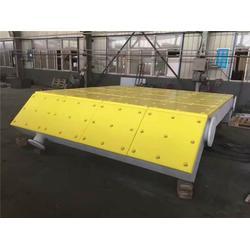 原煤仓耐磨衬板安装工艺-汇瀚橡塑-耐磨衬板图片