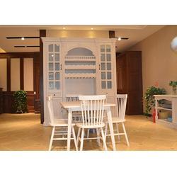 实木酒柜,实木酒柜定制,福满多家具(推荐商家)图片