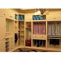 实木衣柜厂家、实木衣柜、福满多家具实木定制(查看)图片