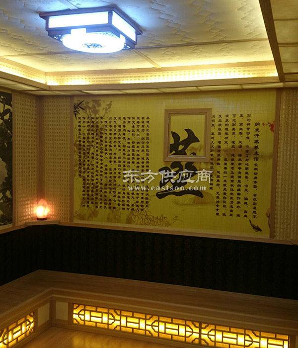 汗蒸房设计安装公司,北京纳米安然科贸公司,汗蒸图片