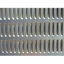 钢板冲孔网_冠腾淼冲孔网厂(在线咨询)_钢板冲孔网规格图片