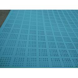 施工安全爬架网的供货商 上海施工安全爬架网 冠腾淼冲孔网厂图片