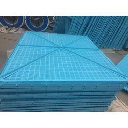 施工安全爬架网材质-施工安全爬架网-冠腾淼冲孔网厂(查看)图片