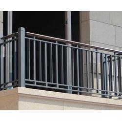 安徽阳台护栏-安徽金用-锌钢阳台护栏图片