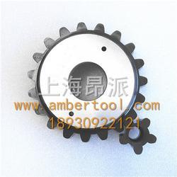 厂家小模数锥柄插齿刀定制非标圆齿根矩形花键插齿刀图片