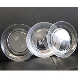 宴会一次性水晶餐具-安徽高洁包装公司-合肥一次性水晶餐具图片