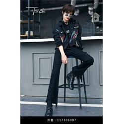 朗文斯汀品牌女装折扣公司图片