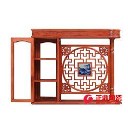 镂空红木装饰瓷片定做 镂空家具装饰瓷片定制图片