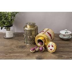陶瓷茶葉罐-汝窯陶瓷茶葉罐-佛山悅超圖片