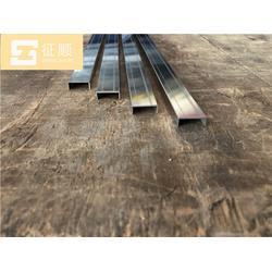 不锈钢踢脚线生产厂家|陕西不锈钢踢脚线|征顺金属图片
