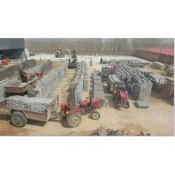 水泥砖机生产设备-中材建科制砖机-潍坊砖机图片