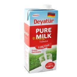 武汉德亚脱脂牛奶厂家_德亚脱脂牛奶_秋知丰(查看)图片