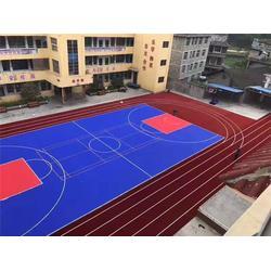 篮球场地、益阳市篮球场地、辉跃体育设施有限公司(优质商家)图片