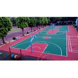 篮球场地、新余市篮球场地、辉跃体育设施有限公司(推荐商家)图片