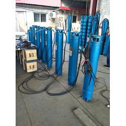 QJ矿用深井潜水泵-90kw深井泵厂家图片
