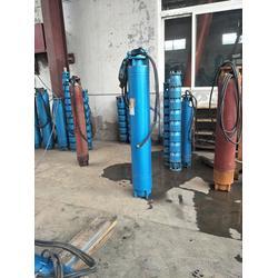 250QJR耐高温井用潜水泵-热水深井泵厂家图片