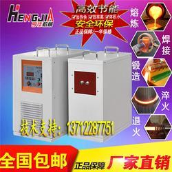 中频感应炉25KW中频感应电炉金属热处理设备报价图片