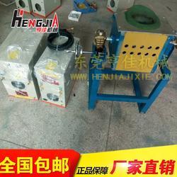 小型熔铝炉_节能环保型铜熔炼炉_中频熔炼炉厂家图片