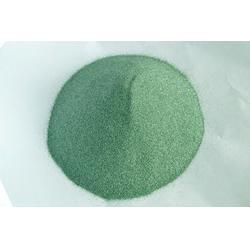 綠碳化硅微粉加工廠家-中興耐材(在線咨詢)-新鄉綠碳化硅微粉圖片