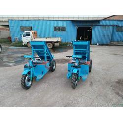 电动拉砖车-鑫鼎机械厂-小型电动拉砖车那家好图片